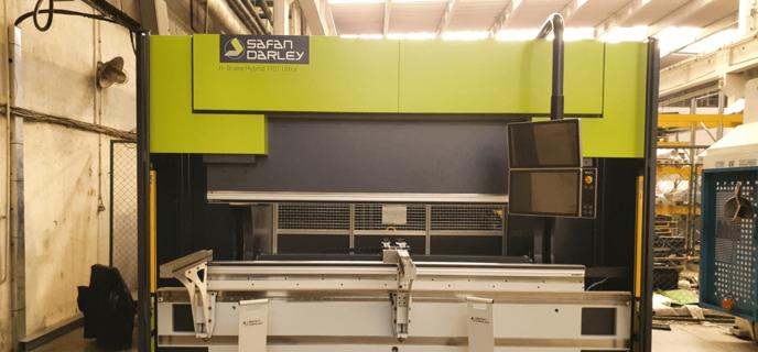 CNC OHRAŇOVACÍ LIS SAFAN DARLEY